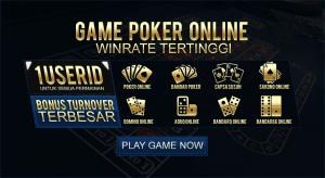 Permainan Judi Poker Online Menggunakan Mobile